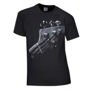 Rock You T-Shirt Space Man Bass M