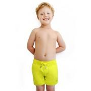 Costum de baie baietei Leonard Lime