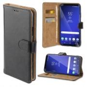 Bolsa tipo Carteira 4smarts Urban Premium para Samsung Galaxy S9+ - Preto