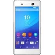 "Telefon Mobil Sony Xperia M5, E5603, Procesor Octa-Core 2.0GHz, IPS LCD Capacitive Touchscreen 5"", 3GB RAM, 16GB Flash, 21.2MP, Wi-Fi, 4G, Single Sim, Android (Alb)"