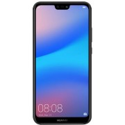 "Telefon Mobil Huawei P20 Lite, Procesor Octa-Core 2.36/1.7 GHz, LTPS TFT Capacitive touchscreen 5.84"", 4GB RAM, 64GB Flash, 16+2MP, Wi-Fi, 4G, Dual SIM, Android (Negru)"