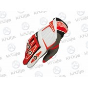 Cross handschoenen Scratch 4 Kleur: Rood Maat: XXL