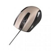 "Мишка HAMA ""AM-5400"", оптична (800 dpi), USB, златиста, 3 бутона"