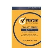 Lenovo NORTON SECURITY DELUXE - 3 year protection, (Electronic Download) - Nortonâ€s best protection for you and your many devices