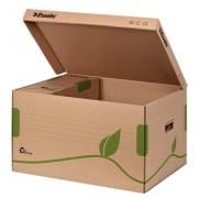 Container de arhivare cu capac Esselte Eco