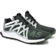 ADIDAS VIGOR BOUNCE M Running Shoes For Men(Grey, Olive)