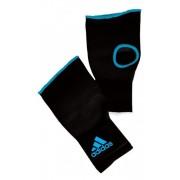 Adidas Binnenhandschoenen Zonder Bandage Zwart / Blauw - M