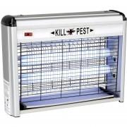 Insectocutor Mata Moscas Polillas Zancudos 12w Electrico
