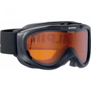Skibrille, schwarz, Alpina, »Freespirit«, Made in Germany