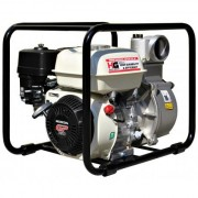 SST 50 Motopompa apa semi-murdara cu motor HONDA GP 160 , debit maxim 560 l/min
