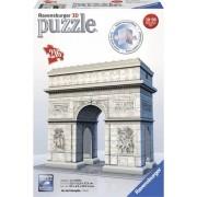Ravensburger Puzzel Arc De Triomphe - Parijs 3D