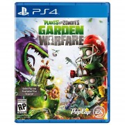 Plantas Vs Zombies Garden Warfare Play Station 4