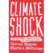 Climate Shock: The Economic Consequences of a Hotter Planet, Paperback