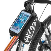 ROSWHEEL 5.5 inch Tough Screenn Bicycle Tube Bag Pack Cycling Phone Bags Case Bicycle Accessories