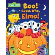 Sesame Street: Boo! Guess Who, Elmo!, Hardcover/Ernie Kwiat