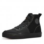 G-Star parta ll mid winter sneaker - zwart - Size: 41