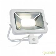 Proiector LED cu senzor de miscare pentru exterior MASINI 30W 112321 SU