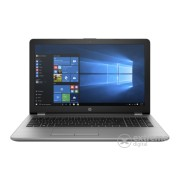 Laptop HP 250 G6 1WY78EA, argintiu + Windows 10 Home, layout tastatura maghiara