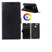 HTC Desire 12+ / 12 Plus Magnetic Кожен Калъф и Протектор