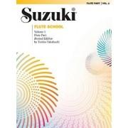 Suzuki Flute School, Vol 1: Flute Part, Paperback/Alfred Music