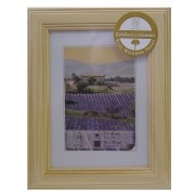 Fotolijst hout passepartout 10x15 cm Provence Henzo