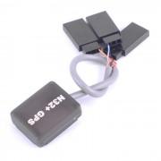 Ublox 7 Series GPS para Mini NAZE32 Tablero de Control de Vuelo - Negro