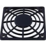 Grila protectie ventilator 80x80 plastic