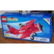 Lego (Lego) System 6615 Eagle Stunt Flyer Block Toy (Parallel Import)