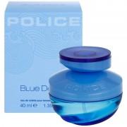 Police Blue Desire Eau De Toilette Spray 40 Ml