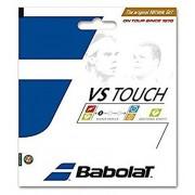 babolat vs Touch bt7 tekenreeks set, wit, 1.3 mm