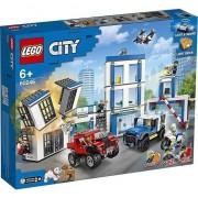 LEGO City Police - Sectie de politie 60246