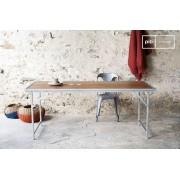 Table en teck Bollène