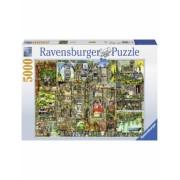 Puzzle Orasul Bizar, 5000 Piese Ravensburger