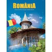 Romania. Atlas ilustrat bilingv roman-englez/***