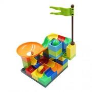 [36-Piece] Compatible Large Building Blocks by Nicolababe Slides Bricks