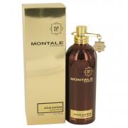 Montale Aoud Safran Eau De Parfum Spray By Montale 3.4 oz Eau De Parfum Spray
