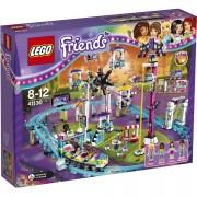 Lego Friends: Parque de atracciones: Montaña rusa (41130)