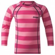 Bergans - Kids Fjellrapp Shirt - Sport-T-shirt maat 110 roze