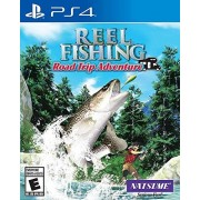 Natsume Reel Fishing: Road Trip Adventure Standard Edition PlayStation 4
