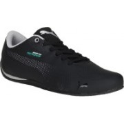Puma MAMGP Mercedes Benz Drift Cat 5 Ultra Casuals For Men(Black)