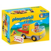 Playmobil Construction Truck Building Kit