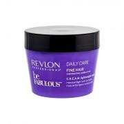 Revlon Professional Be Fabulous™ Daily Care Fine Hair maska za kosu za obojenu kosu za tanku kosu 200 ml
