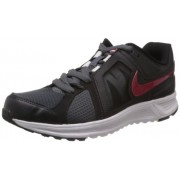 Nike Men's Revolve Black,Gym Red,White,Dark Grey Running Shoes -7 UK/India (41 EU)(8 US)