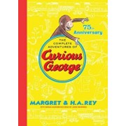 The Complete Adventures of Curious George, Hardcover/H. A. Rey