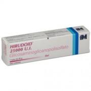 Crinos Spa Hirudoid 25000 Crema 40g