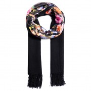 Шал GUESS - Not Coordinated Scarves AW8498 POL03 BLA