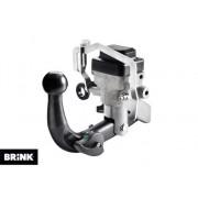 BRiNK MX kihajtható vonóhorog - 586200 - BMW 4 Coupe (F32, F82)