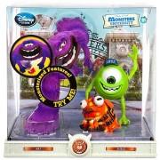 Disney Exclusive Monsters University Action Figure Set - Art & Mike