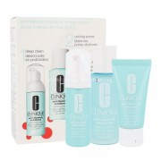 Clinique Anti-Blemish Solutions 3- Step System 100ml Продукт за проблемна кожа за Жени За всички видове кожа