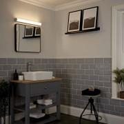 Hudson Reed Applique salle de bain LED 12W Varese 60x7cm